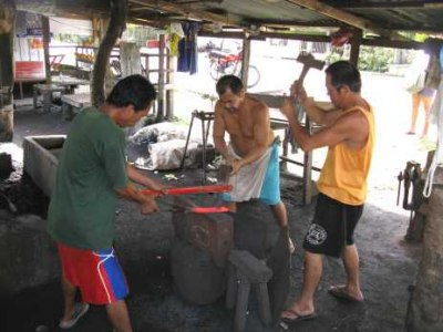 Blacksmith of Mambajao