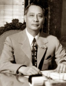 Manuel Acuña Roxas official photo