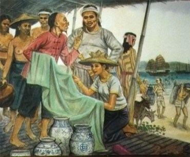 Early Chinese traders in the Philippines (courtesy of remit2philippines.com)