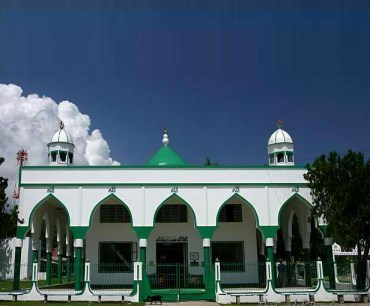 Sheik Makhdum Mosque in Tawi-Tawi (courtesy of thelandofpromise.com)
