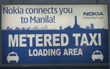 Manila taxis - an adventure!