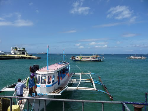 Panay - Caticlan-Jetty