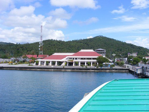 Luzon - Matnog Port