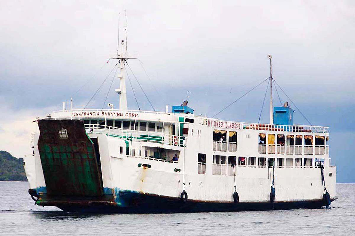 MV Don Benito Ambrosio