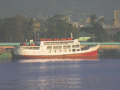 MV Gloria Two