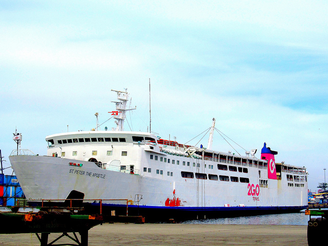MV Saint Peter the Apostle