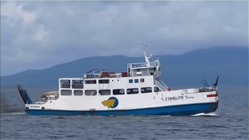MV Starlite Ferry