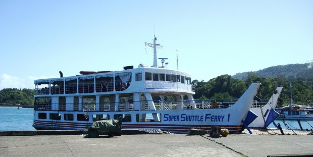 Super Shuttle Ferry 1