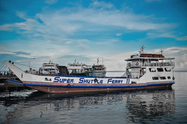 Super Shuttle Ferry 11