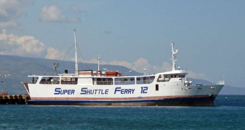 Super Shuttle Ferry 12