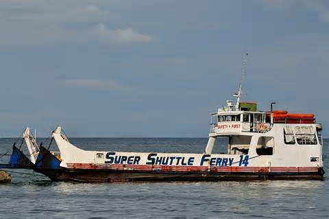 Super Shuttle Ferry 14