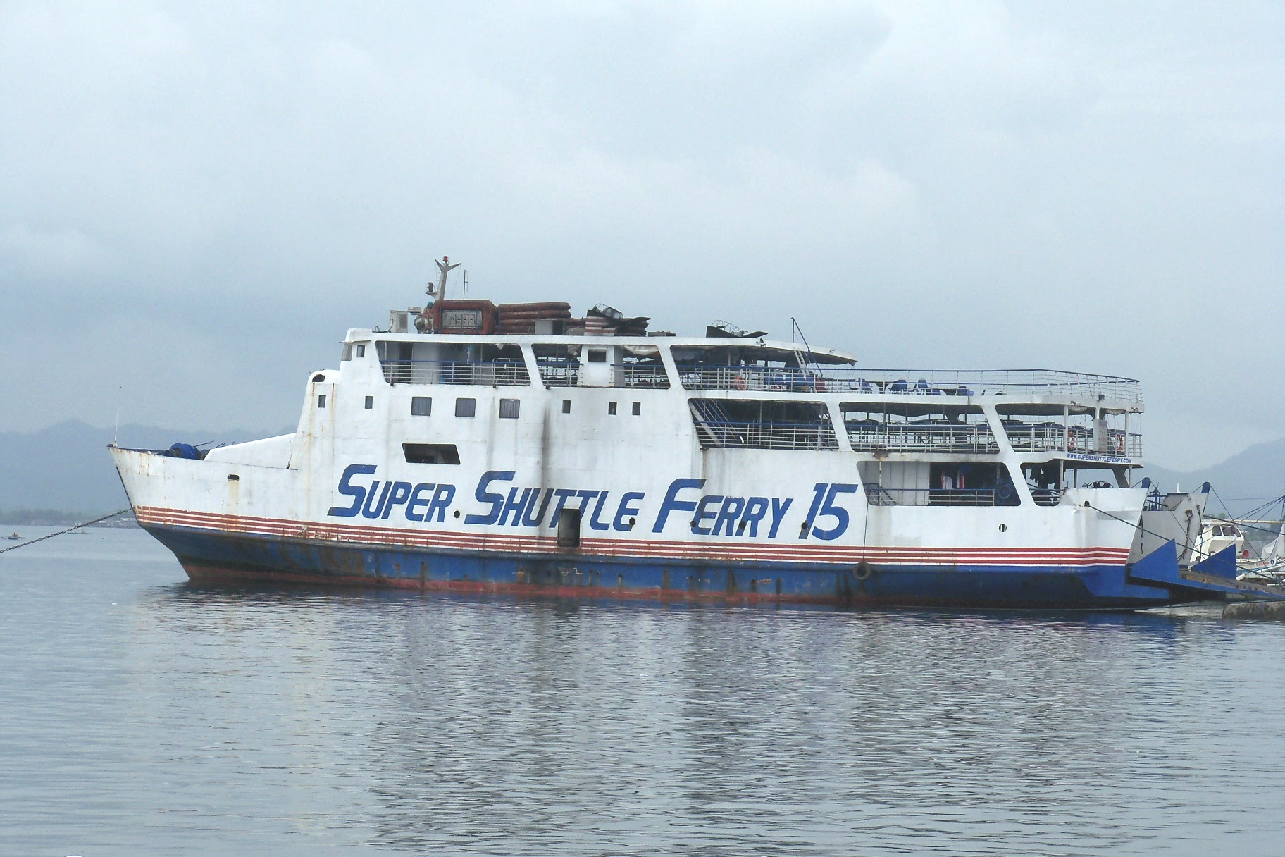 Super Shuttle Ferry 15
