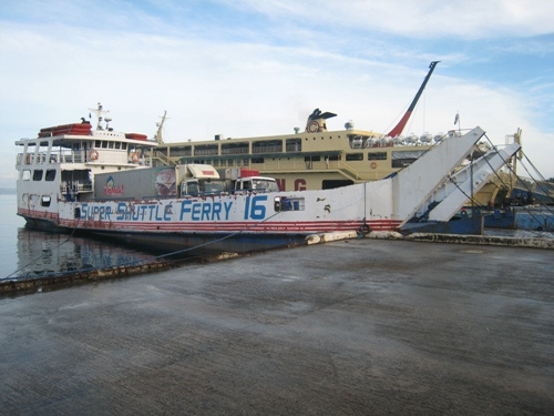 Super Shuttle Ferry 16
