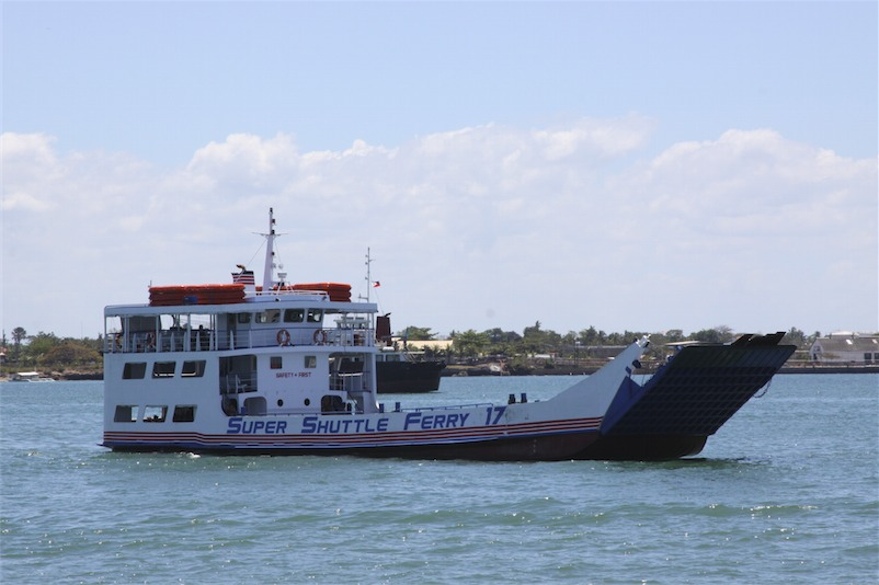 Super Shuttle Ferry 17