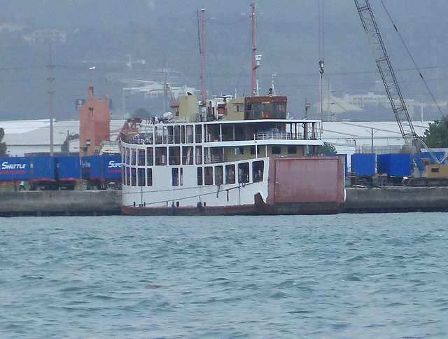 Super Shuttle Ferry 2