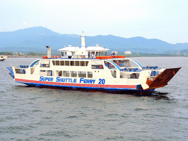 Super Shuttle Ferry 20