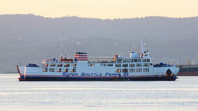Super Shuttle Ferry 25