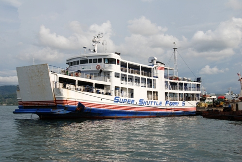 Super Shuttle Ferry 5