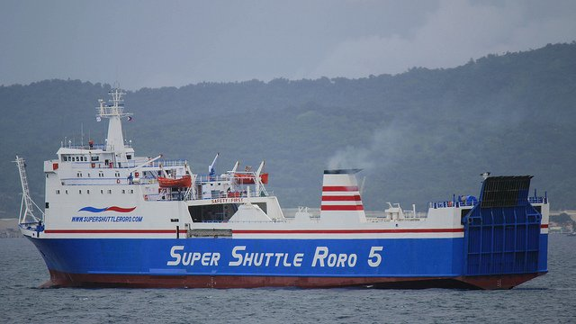 Super Shuttle Roro 5