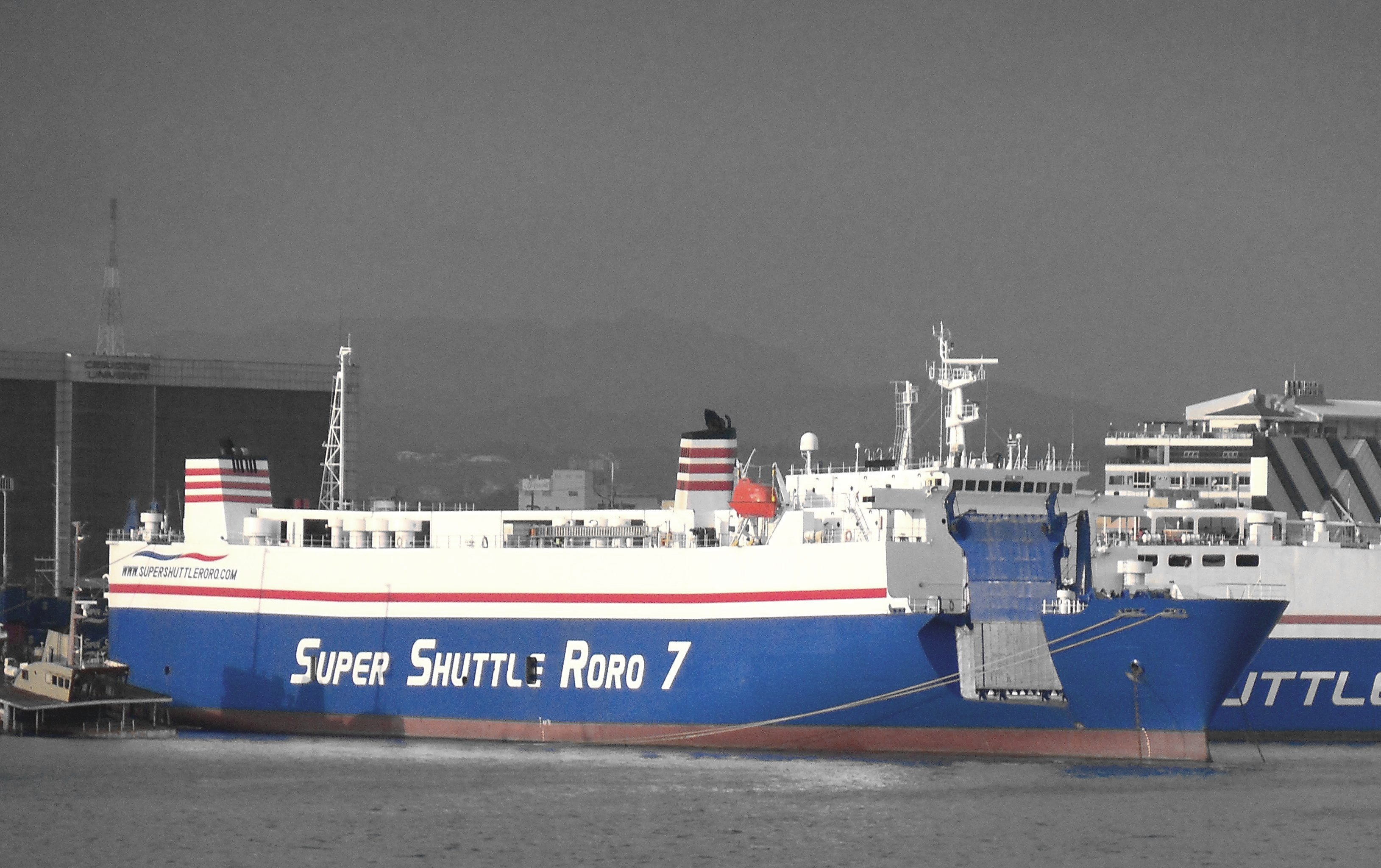 Super Shuttle Roro 7