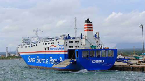 Super Shuttle Roro 8