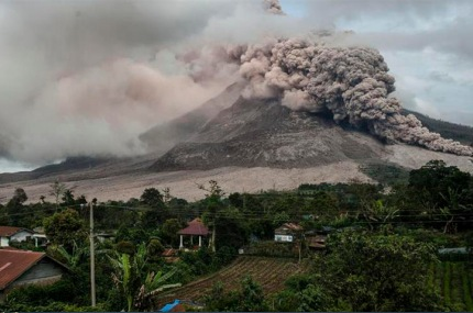 Kanlaon eruption 2017-12-09